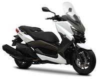 Yamaha X-Max 400 : l'agilité d'un 250 avec les performances d'un 400 (vidéo)