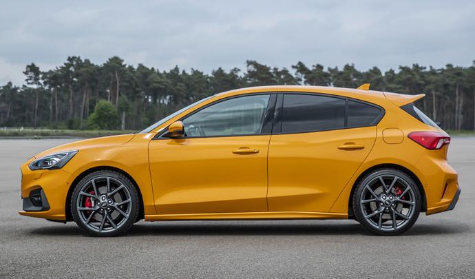 Nouvelle FordFocus: il n'y aura pas de RS