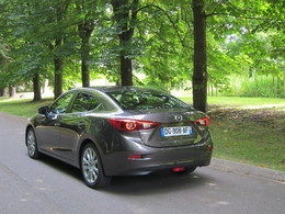 mazda 3 essais fiabilit avis photos vid os. Black Bedroom Furniture Sets. Home Design Ideas