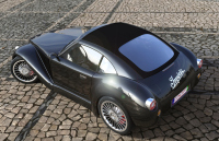 Imperia GP : l'hybride sportive néo-rétro à 87 gr de CO2/km