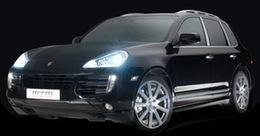 Tuning sur Porsche Cayenne Diesel : au tour de MTM