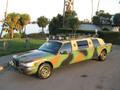 A vendre : une limousine de combat