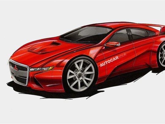 Feu vert pour la Mitsubishi Evo diesel hybride