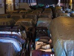 Plus de 50 Renault de collection découvertes dans une grange