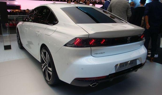 Peugeot pourrait sortir une 508 R de 350 ch
