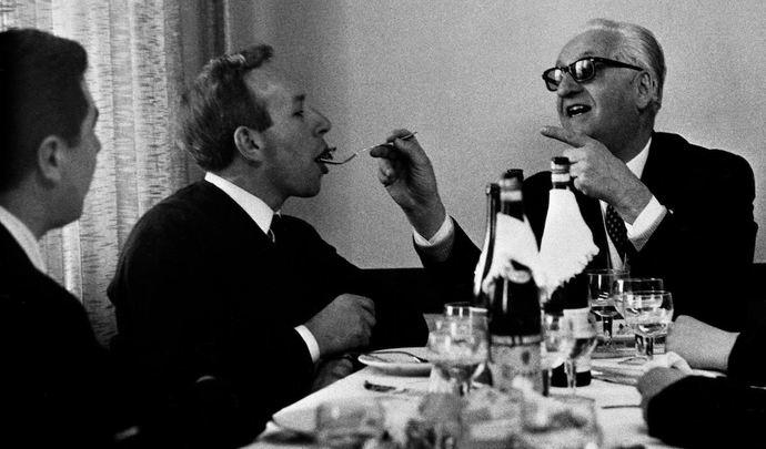 Témoignage confiné: «le jour où j'ai déjeuné avec Enzo Ferrari» (vidéo) par Serge Bellu