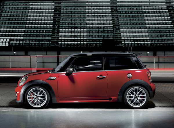 gen ve mini cooper s jcw 2008 officielle. Black Bedroom Furniture Sets. Home Design Ideas