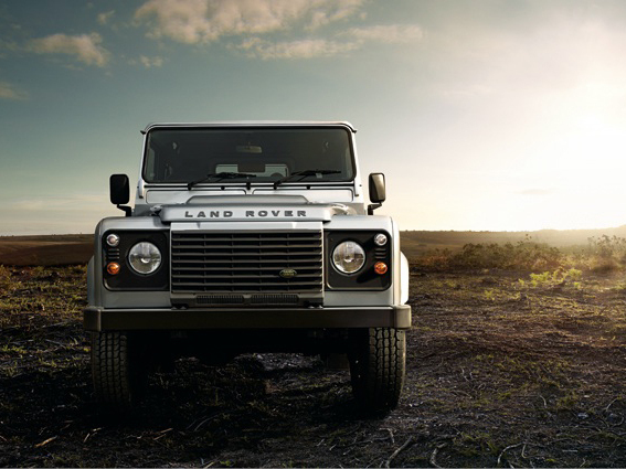 L'actuel Land Rover Defender commercialisé jusqu'en 2017?