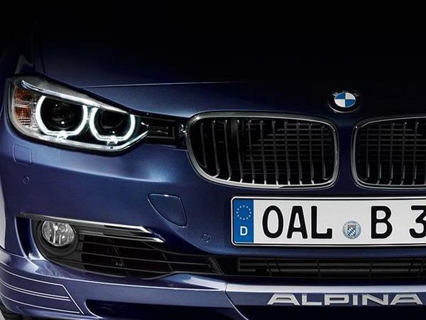 Genève 2013 : Alpina B3 biturbo, plus puissante mais moins gourmande