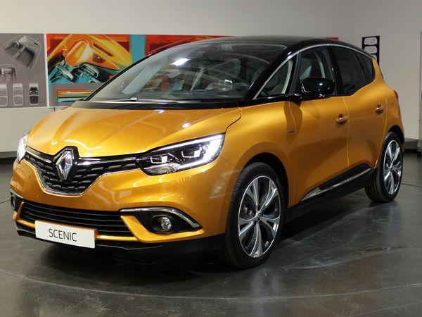Vidéo exclusive - Nouveau Renault Scénic: tous ses secrets en avant-première