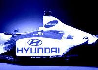 Hyundai en F1 ?