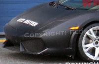 Future Lamborghini Gallardo LP550 débusquée (peut être)