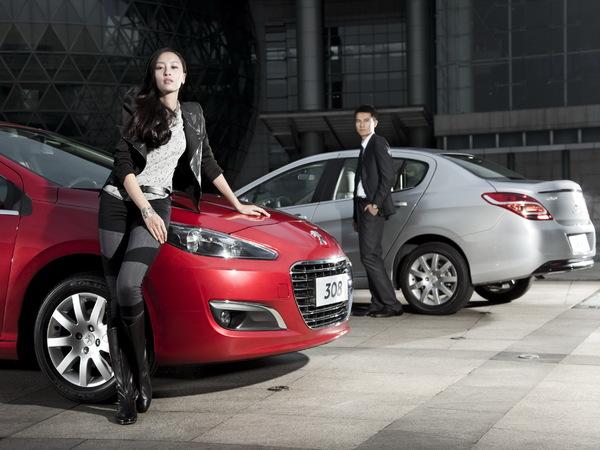 La nouvelle Peugeot 308 tri-corps lancée en Chine