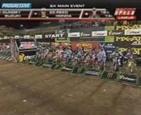SX 2011 - Anaheim : retour sur les finales 450 et 250 [vidéo]
