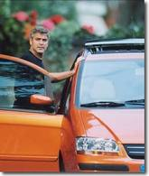 Fiat se paye George Clooney
