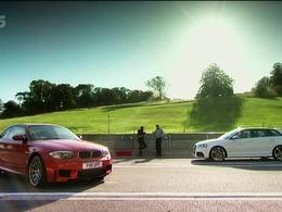 5th Gear : Audi RS3 vs BMW 1M, qui l'emportera ?