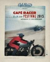 Premier Festival Café Racer à Montlhéry les 22 et 23 juin 2013.
