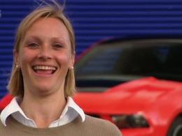 5th Gear : Vicki Butler-Henderson au Mans en Ford Mustang BOSS 302