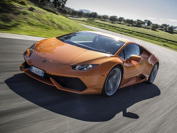 La Lamborghini Huracan détaillée en photos et vidéos