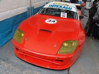 Photos du jour : Ferrari 550 GTE