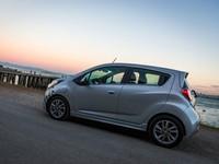 Toutes les nouveautés de Genève 2013 - Chevrolet Spark EV : enViable ?