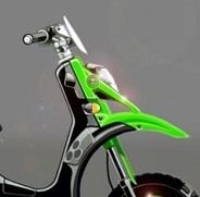 Une Kawasaki 50cc : du rêve à la réalité