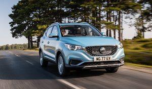 MG ZS EV : à partir de 29990€