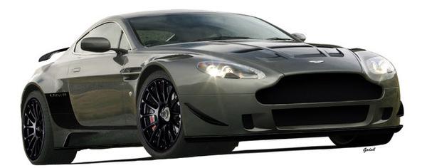 Aston Martin LMV/R : Le Mans Vantage Racer pour la route !