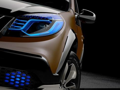 Renault tease le Sandero Stepway Concept