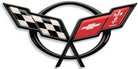 L'histoire des emblèmes de l'automobile : Corvette.