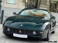 La photo du jour : Ferrari 456