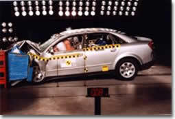 Le site des crash-tests