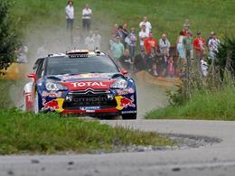 WRC Espagne Jour 2 : Loeb contrôle, Latvala pousse, Hirvonen attend, Ogier crève
