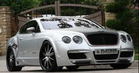 Bentley Continental GT Invader BY Platinum Motorsport..