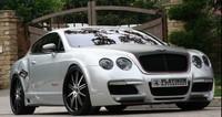 Bentley Continental GT Invader BY Platinum Motorsport..