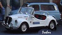Miniature : 1/43ème - FIAT 500 Gamine