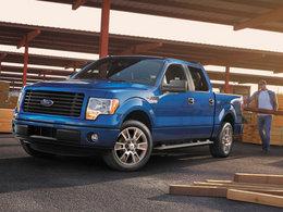 Ford demande aux propriétaires de F-150 2014 de ne plus les conduire