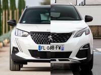 Peugeot 2008 vs 3008: quelles sont les différences?