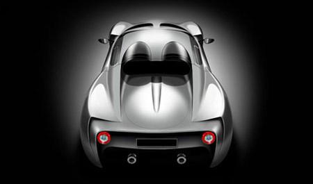 """Vandenbrink Fra Mauro: """"sportive radicale à moteur V8 4,2 litres"""""""