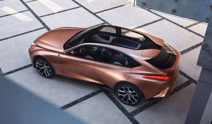 Le futur haut de gamme de Lexus avec plus de 600 ch ?