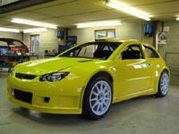 Rallye: une nouvelle Super 2000