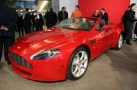 Aston Martin V8 Vantage Roadster : c'est elle !