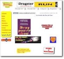 Le site du Dragster et des Runs en   France