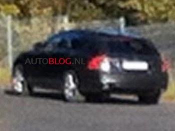 Future Mercedes CLS Shooting Brake: presque en clair...