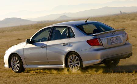Subaru Impreza 3 volumes en Europe ?