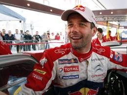 WRC/Catalogne - Loeb gagne, Citroën titré!