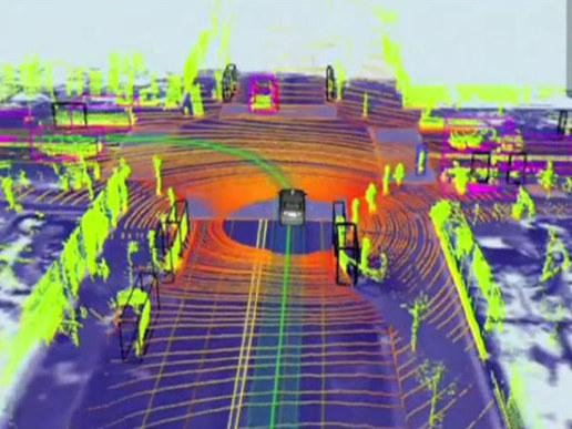 La voiture sans conducteur de Google vise le million de miles