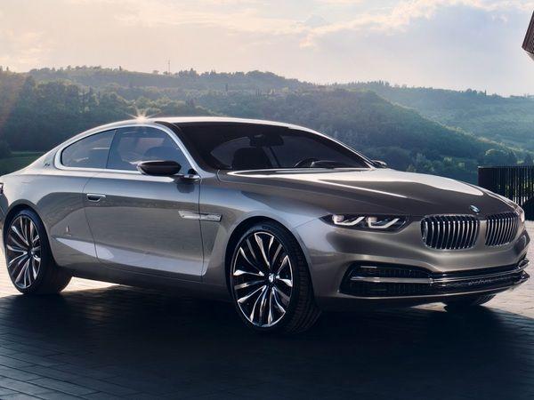 Rumeur : une BMW Série 8 se prépare