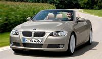 BMW Série 3 Convertible officielle