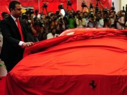 En Inde, le marché de la voiture exotique est en plein boom